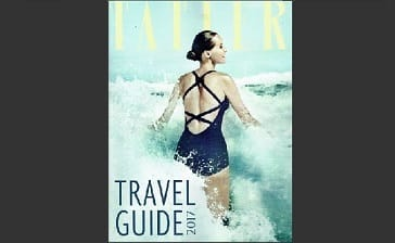 Chena Huts featured on Tatler Travel Guide 2017