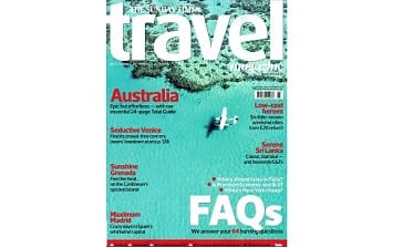 Instant Calmer – Sunday Times Travel Magazine
