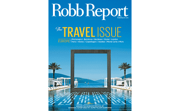 EASTERN PROMISES – ROBB REPORT
