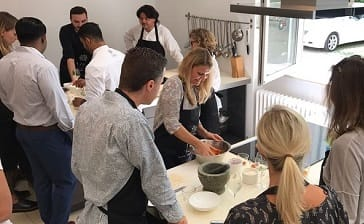 UGA ESCAPES HOSTS SRI LANKAN CULINARY EXPERIENCE IN GERMANY