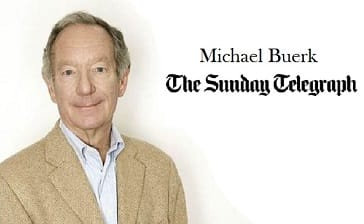 How I Found Peace in Sri Lanka – Michael Buerk : The Sunday Telegraph