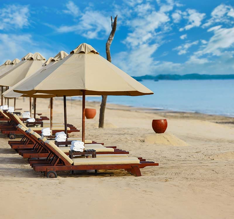 Trincomalee Hotels l Jungle Beach by Uga Escapes Official Site